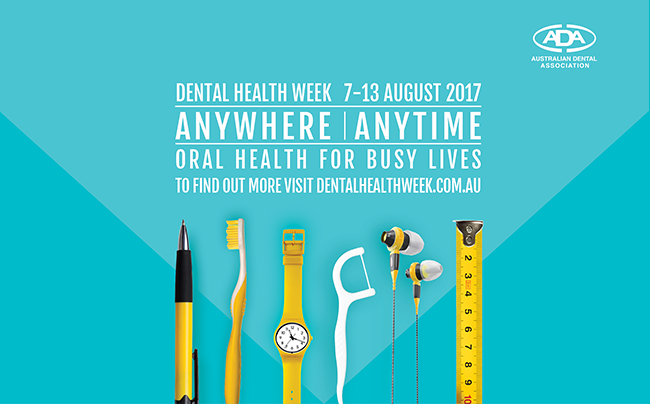 Dental Health Week - August 7-13